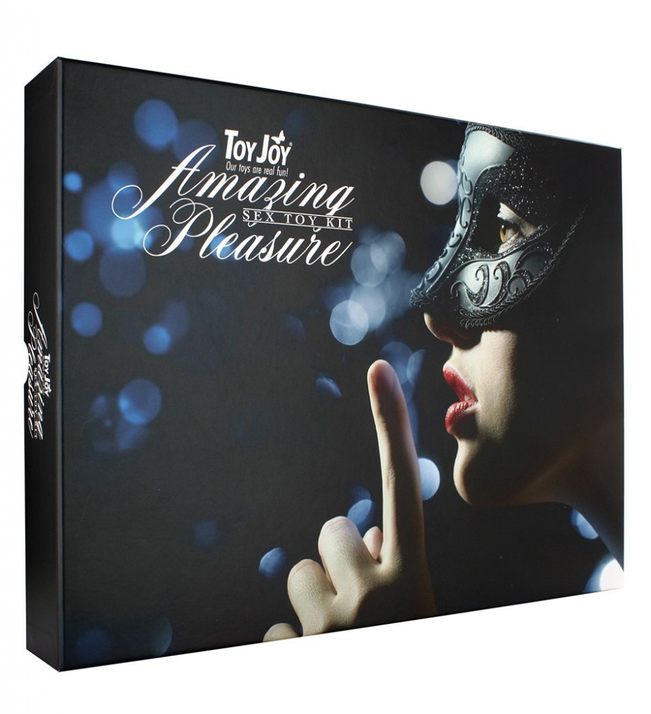 Amazing Pleasure Sex Toy Kit - Toy Joy