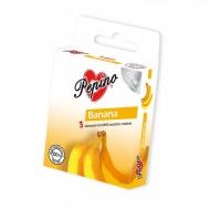 Kondómy Pepino Banán 3 ks