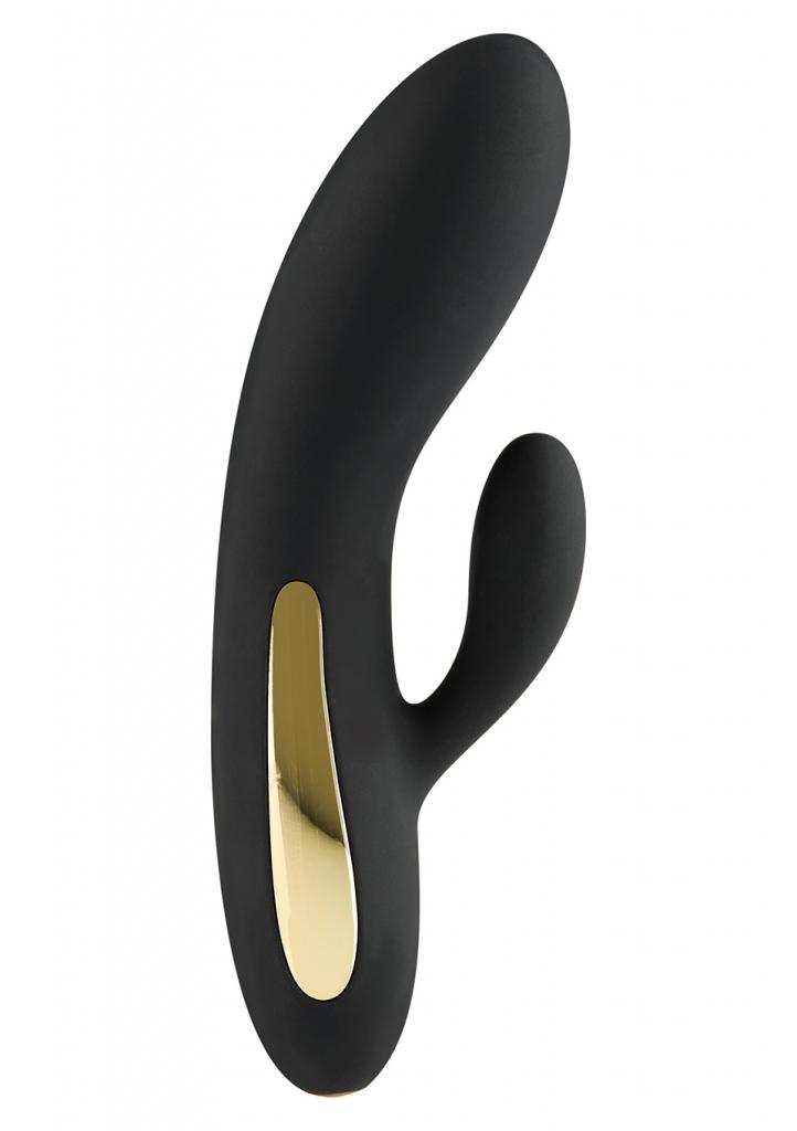 Vibrátor LUZ Splendor black - Toy Joy