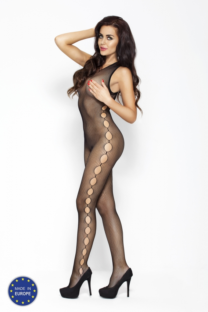 Bodystocking Passion BS003 black