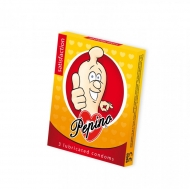 Kondómy Pepino Satisfaction 3 ks