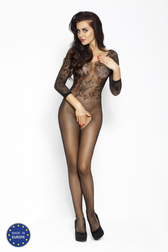Bodystocking Passion BS007 black