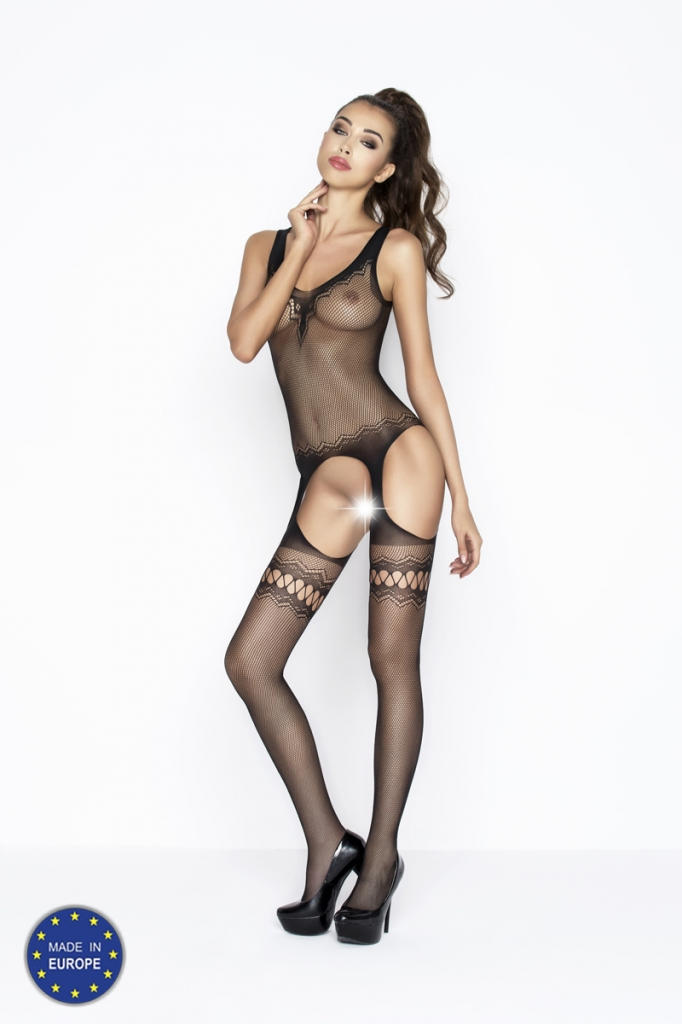 Bodystocking Passion BS038 black