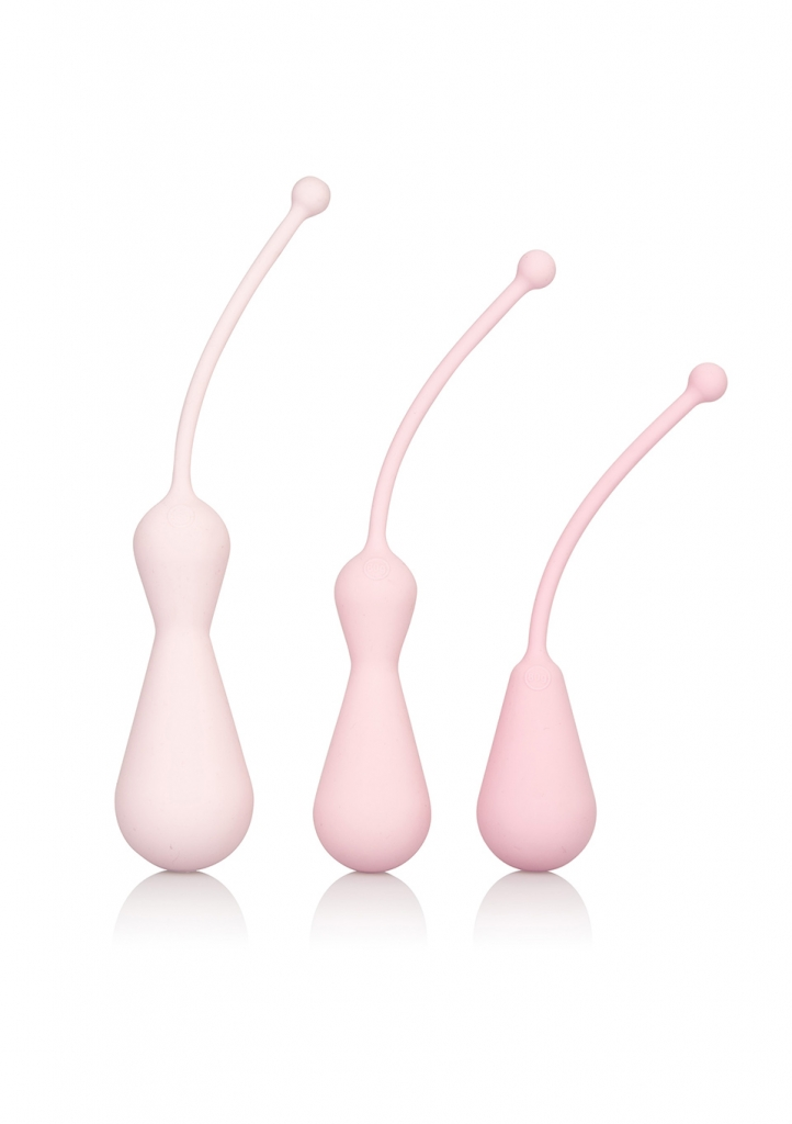 Inspire Silicone Kegel Training Kit - California Exotic Novelties