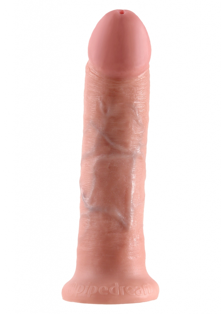"King Cock 8"" Cock flesh - Pipedream"