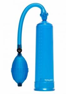 ToyJoy Blue for Man vákuová pumpa