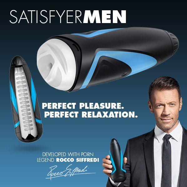 Satisfyer Men masturbátor