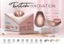 Shots Innovation Twitch Hands-Free Suction & Vibration Toy Rose stimulátor klitorisu, fotografie 11/15