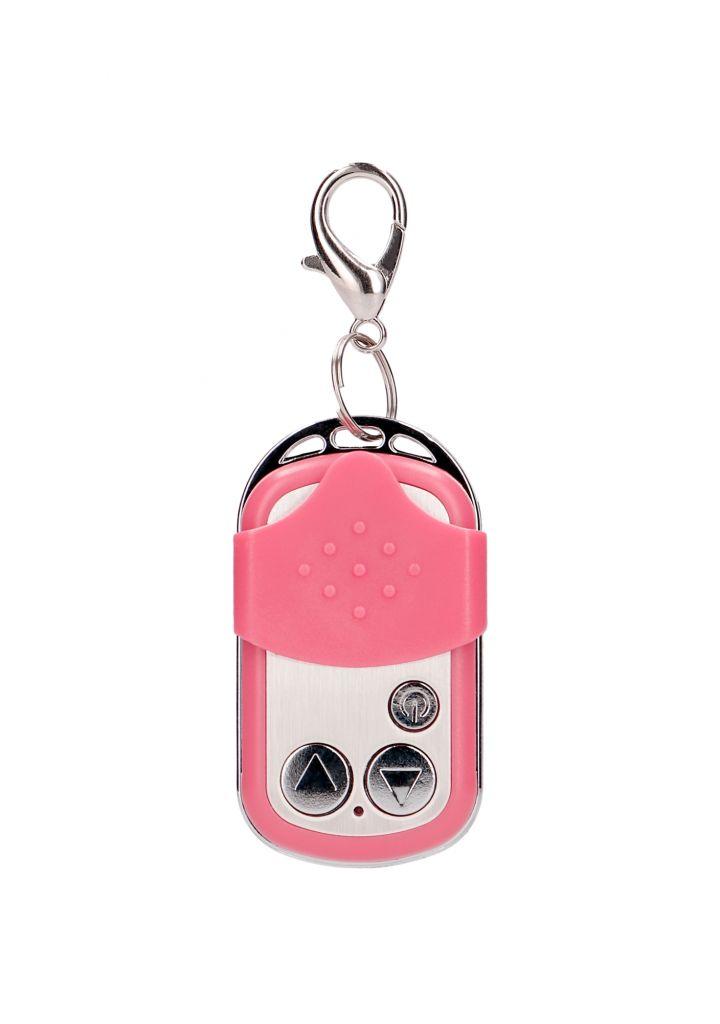 Shots Toys Vibrating Remote Bullet pink vibračné vajíčko na diaľkové ovládanie