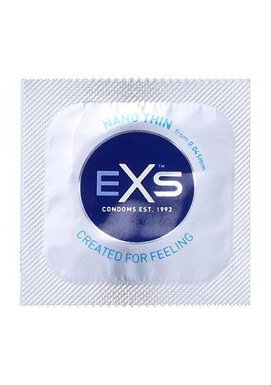 Kondómy EXS Nano Thin 12 pack