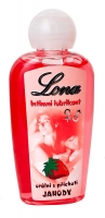 Lubrikační gel Lona jahody 130ml - Bione Cosmetics