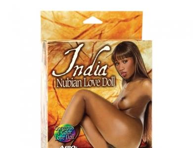 Calexotics India Nubian Love Doll nafukovací panna