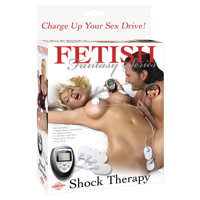 Elektro sex Shock Therapy - Pipedream