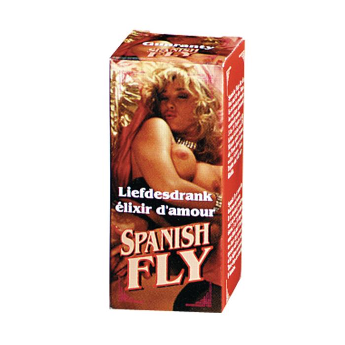 Španělské Mušky - Spanish fly Red - COBECO pharma