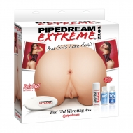 Zadeček Extreme Bad Girl Vibrating - Pipedream