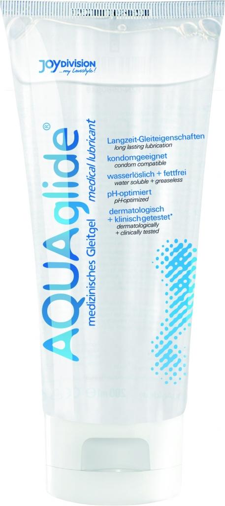 Lubrikační gel AQUAglide 200 ml - JOYDIVISION
