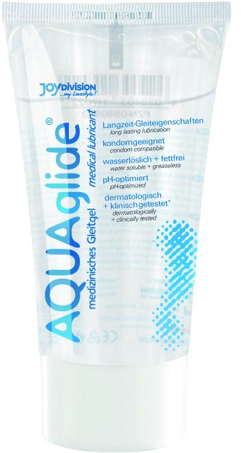 Lubrikační gel AQUAglide 50 ml - JOYDIVISION