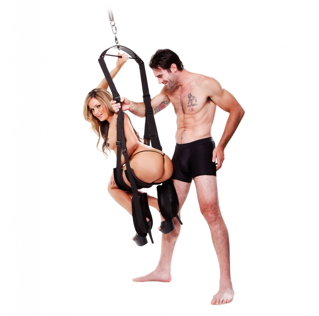 Spinning Fantasy Swing erotická houpačka - Pipedream