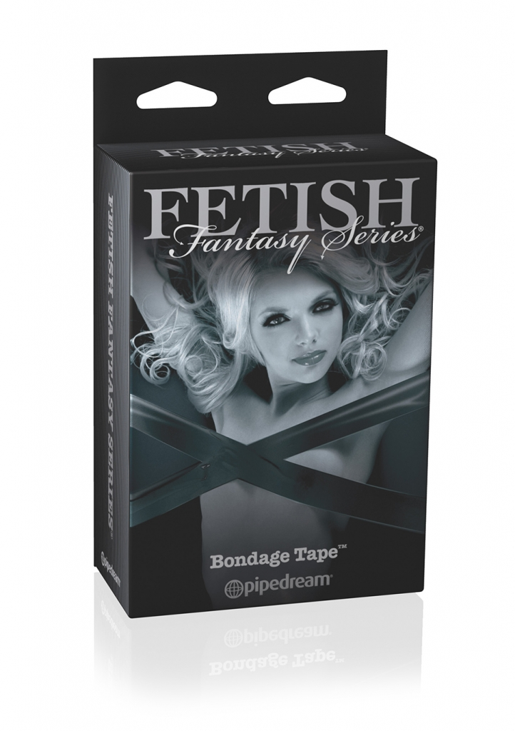 Bondage páska černá Fetish Fantasy Limited edition - Pipedream