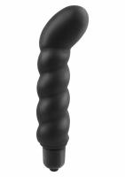 Pipedream Anal Fantasy Ribbed P-spot anální vibrátor