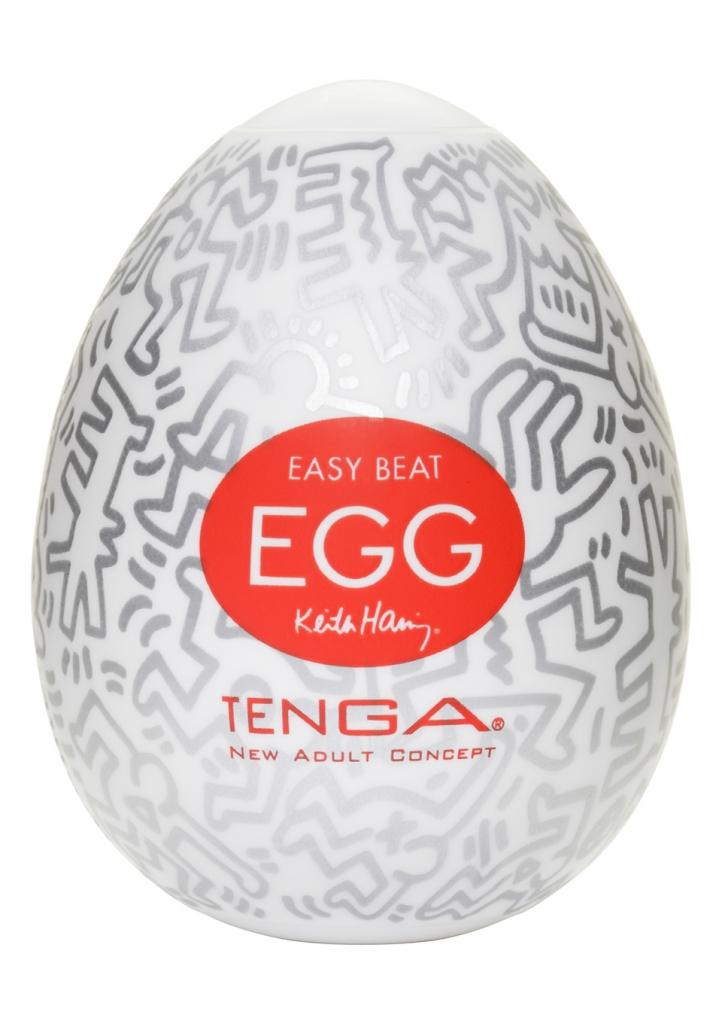Tenga Egg Keith Haring Party