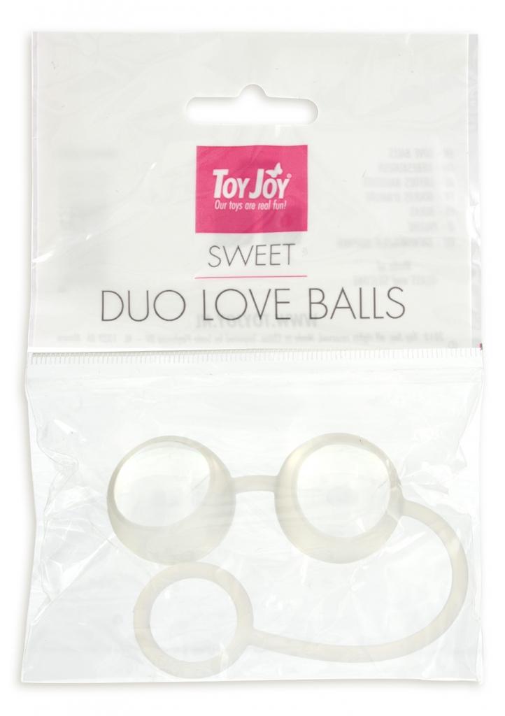 Venušiny kuličky Toy Joy Duo Love Balls, fotografie 1/1