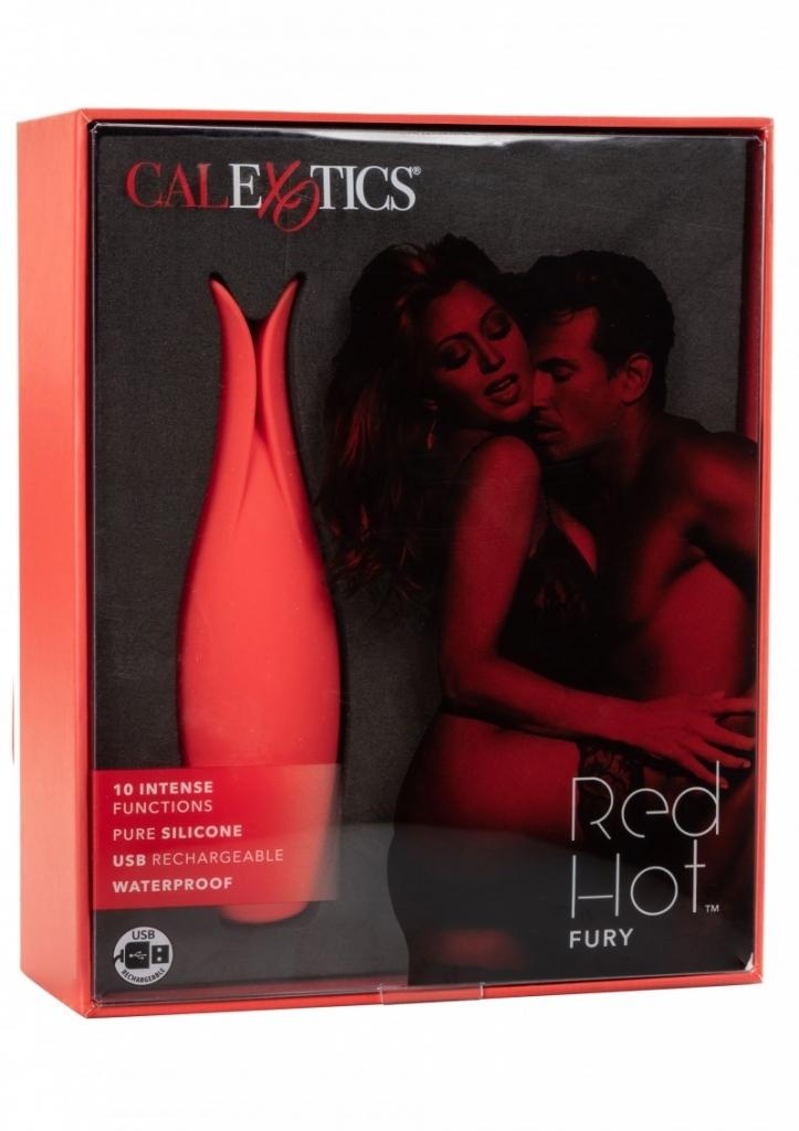 Calexotics Red Hot Fury Vibrátor