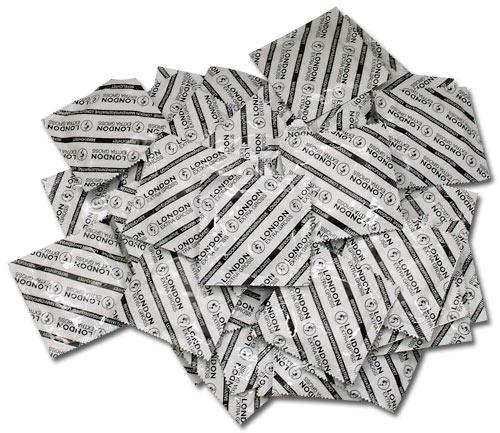 Durex - Kondómy London Extra veľké 100ks