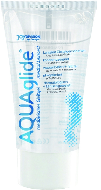 JOYDIVISION - Lubrikačný gél Aquaglide 50 ml