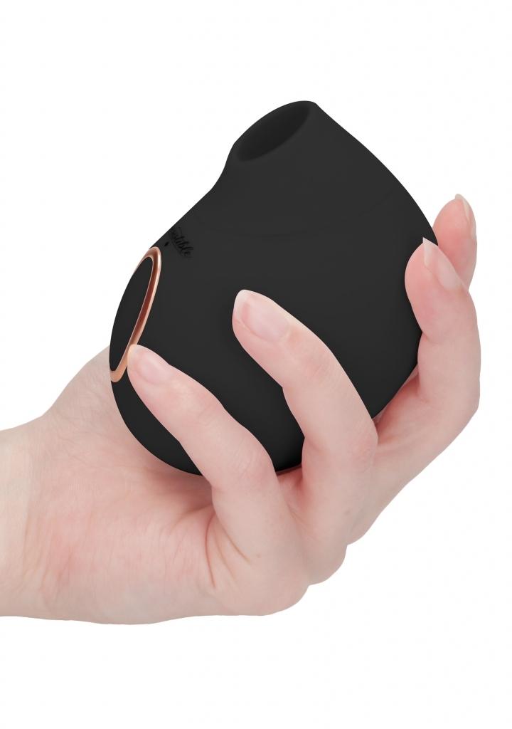 Shots - Irresistible Seductive black stimulátor klitorisu