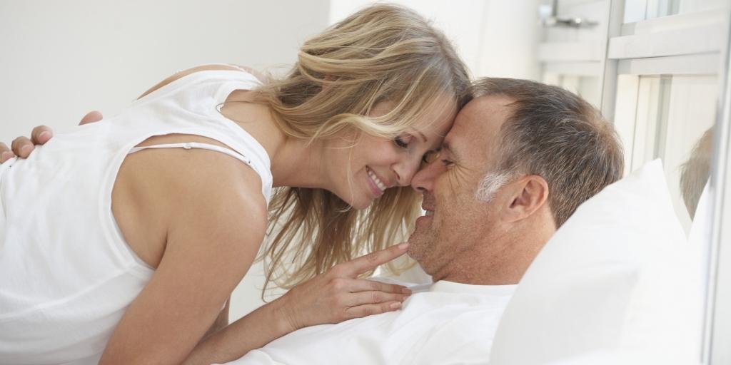 Sex so starším a mladším mužom!