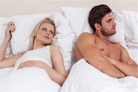 Vztah mrtvé ložnice - 6 nejběžnějších příčin