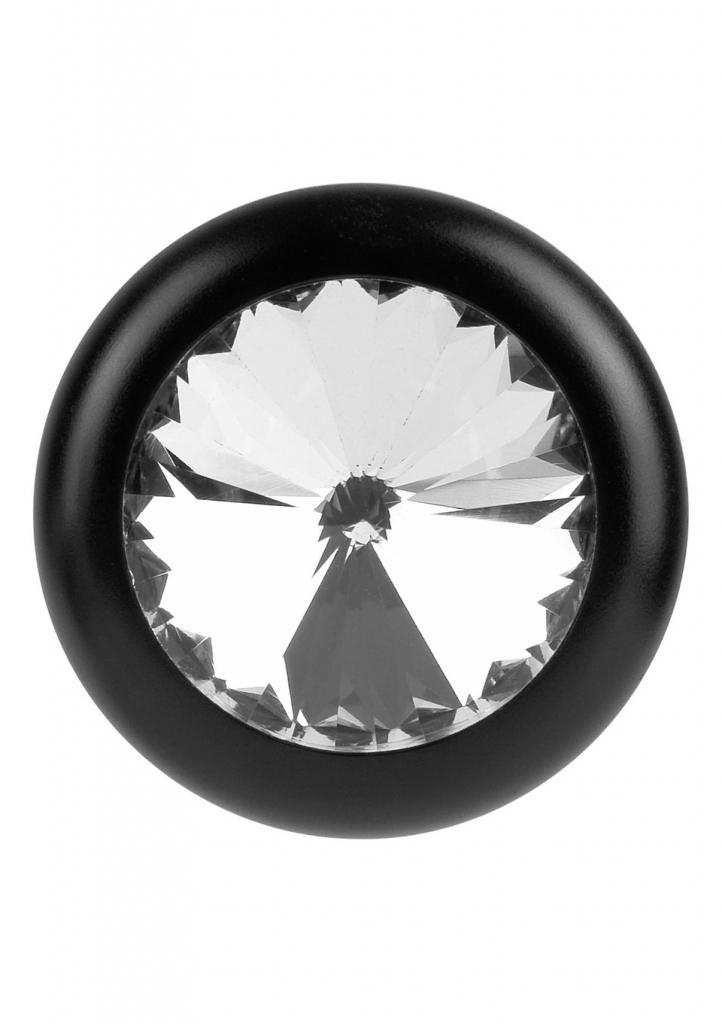 Pipedream - Análny kolík s brúseným kameňom Luv Plug