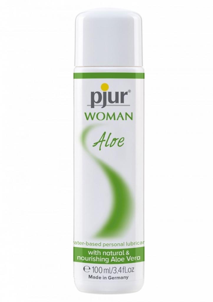 Pjur Woman Aloe 100 ml lubrikačný gél
