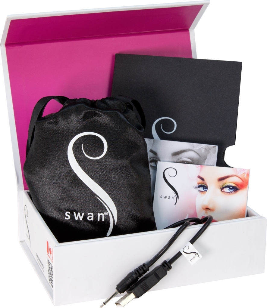 Swan The Swan Kiss Squeeze Control pink