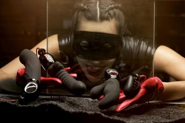 Fun Factory - Big Boss G5 Black Line