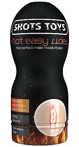 Shots Toys Easy Rider Hot masturbátor-vagína