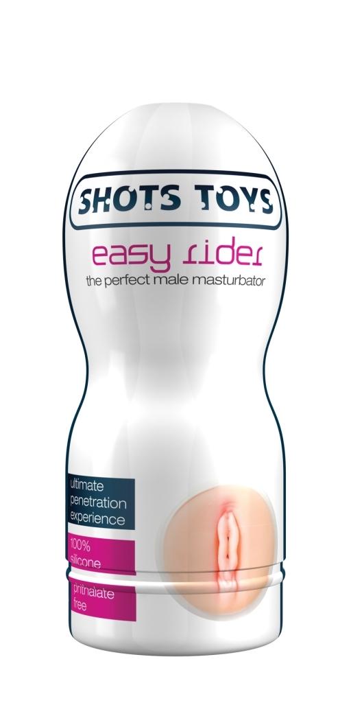 Shots Toys Easy Rider masturbátor-vagína