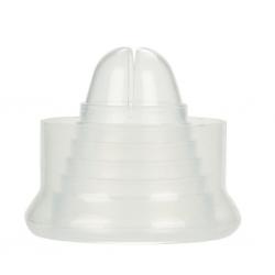Calexotics Náhradná manžeta k vákuovej pumpe silikón clear