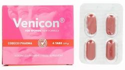 COBECO pharma - Venicon pre ženy 4 tbl