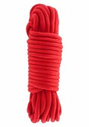 Hidden Desire - Hiden Desire Bondage Rope 10 m red
