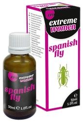 HOT - Spanish Fly Extreme Women 30ml Afrodiziakum