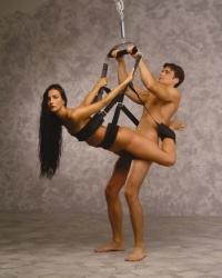 Joydivision LOVE SWING MULTI-VARIO erotická hojdačka