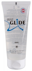 Lubrikačný gél Just Glide Anal 200ml