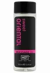 Masážny olej HOT sweet oriental 100ml