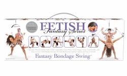 Pipedream Fetish Fantasy Bondage Swing erotická hojdačka