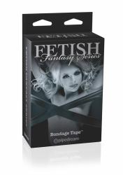 Pipedream Fetish Fantasy Limited edition Bondage Tape páska čierna