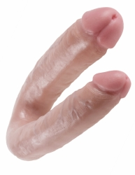Pipedream King Cock Large Double Trouble