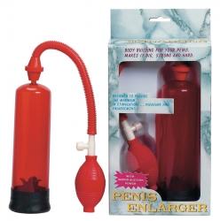 Seven Creations Penis enlarger red vákuová pumpa