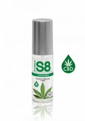 Stimul8 - S8 Cannabis Hybridný Lubrikant 50ml